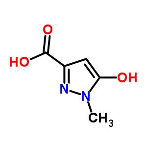 58364-97-9 5-hydroxy-1-methyl-1H-pyrazole-3-carboxylic acid