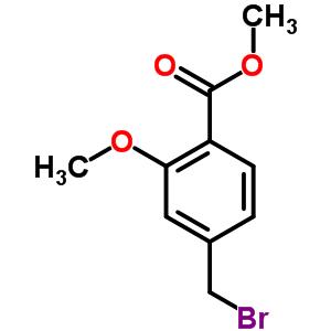 methyl 4-(bromomethyl)-2-methoxybenzoate
