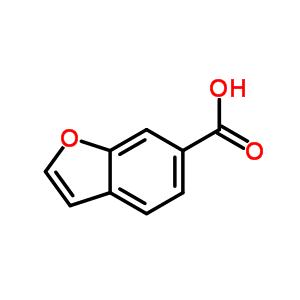 1-benzofuran-6-carboxylic acid [77095-51-3]