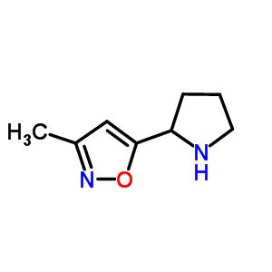 3-methyl-5-pyrrolidin-2-ylisoxazole