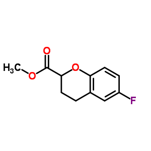 874649-82-8 methyl 6-fluoro-3,4-dihydro-2H-chromene-2-carboxylate