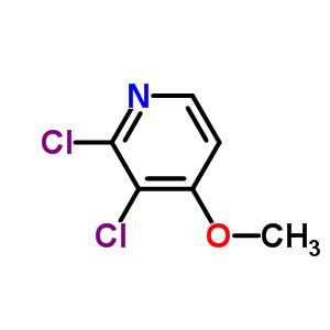2,3-dichloro-4-methoxypyridine