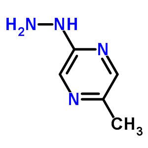 2-hydrazino-5-methylpyrazine