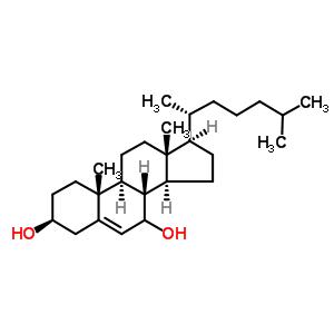 (3beta)-cholest-5-ene-3,7-diol