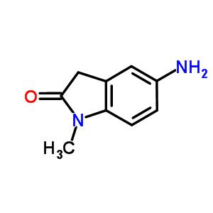 5-amino-1-methyl-1,3-dihydro-2H-indol-2-one [20870-91-1]