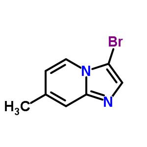3-bromo-7-methyl-imidazo[1,2-a]pyridine