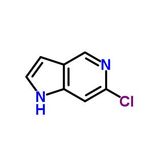 6-chloro-1H-pyrrolo[3,2-c]pyridine