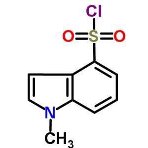 1-methyl-1H-indole-4-sulfonyl chloride