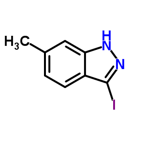 3-iodo-6-methyl-1H-indazole