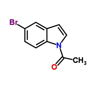1-(5-bromoindol-1-yl)ethanone