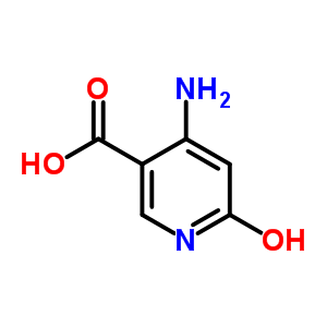 4-amino-6-hydroxy-pyridine-3-carboxylic acid