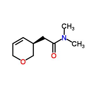 85620-85-5 2-[(3R)-3,6-dihydro-2H-pyran-3-yl]-N,N-dimethyl-acetamide