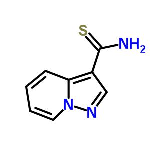 pyrazolo[1,5-a]pyridine-3-carbothioamide