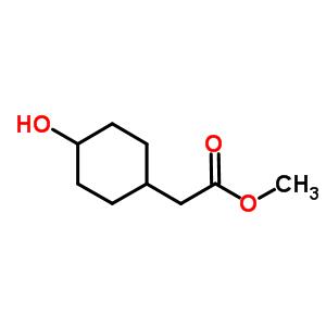 99183-13-8 methyl 2-(4-hydroxycyclohexyl)acetate