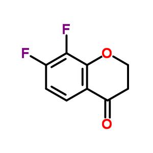 7,8-difluorochroman-4-one