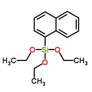 triethoxy(naphthalen-1-yl)silane [17938-06-6]