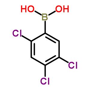 (2,4,5-trichlorophenyl)boronic acid
