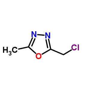 2-(chloromethyl)-5-methyl-1,3,4-oxadiazole
