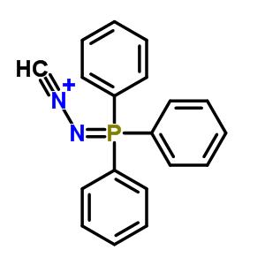 1-methylidyne-2-(triphenyl-lambda~5~-phosphanylidene)diazanium
