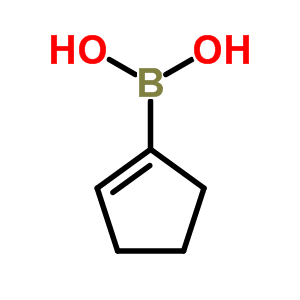 Cyclopent-1-en-1-ylboronic acid