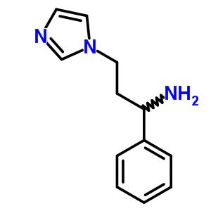 3-(1H-imidazol-1-yl)-1-phenylpropan-1-amine