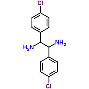 1,2-bis(4-chlorophenyl)ethane-1,2-diamine