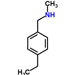 1-(4-ethylphenyl)-N-methylmethanamine