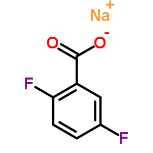 522651-42-9 Sodium 2,5-difluorobenzoate