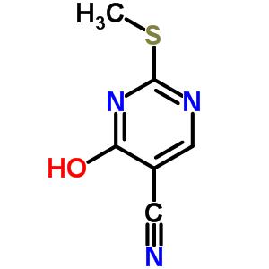 89487-99-0 2-(methylsulfanyl)-6-oxo-1,6-dihydropyrimidine-5-carbonitrile