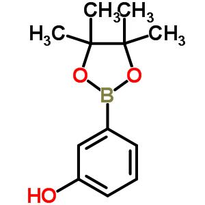 3-(4,4,5,5-tetramethyl-1,3,2-dioxaborolan-2-yl)phenol