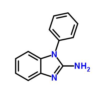 1-phenyl-1H-benzimidazol-2-amine [43023-11-6]