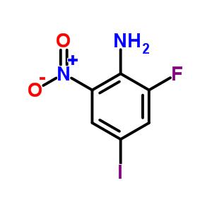 517920-73-9 2-Fluoro-4-iodo-6-nitroaniline