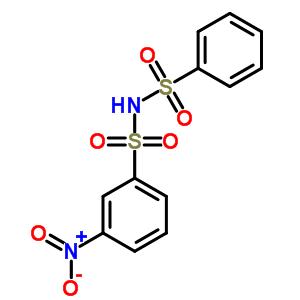 3-nitro-N-(phenylsulfonyl)benzenesulfonamide