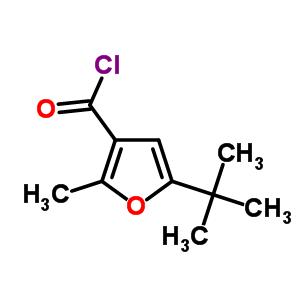 96543-75-8 5-tert-butyl-2-methylfuran-3-carbonyl chloride