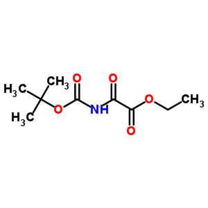 Ethyl [(tert-butoxycarbonyl)amino](oxo)acetate