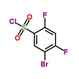 287172-61-6 5-bromo-2,4-difluorobenzenesulfonyl chloride