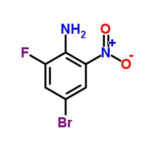 4-bromo-2-fluoro-6-nitroaniline 517920-70-6