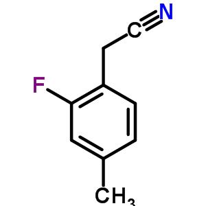 (2-fluoro-4-methylphenyl)acetonitrile
