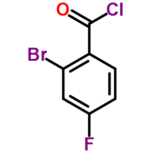 95383-36-1 2-bromo-4-fluorobenzoyl chloride