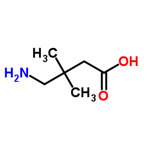 4-amino-3,3-dimethylbutanoic acid