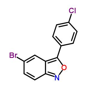 887-90-1 5-bromo-3-(4-chlorophenyl)-2,1-benzoxazole