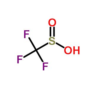 trifluoromethanesulfinic acid [34642-42-7]