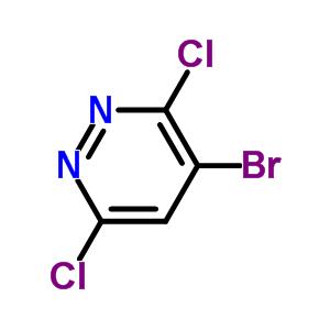 4-bromo-3,6-dichloropyridazine