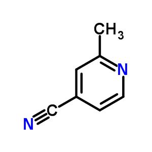 2-methylpyridine-4-carbonitrile