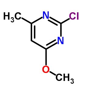 2-chloro-4-methoxy-6-methylpyrimidine