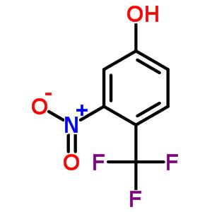 25889-36-5 3-nitro-4-(trifluoromethyl)phenol