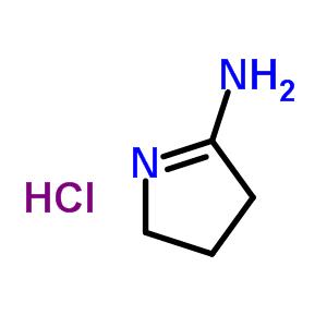 7544-75-4 3,4-dihydro-2H-pyrrol-5-amine hydrochloride (1:1)
