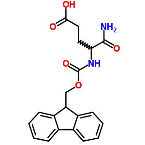292150-20-0 N2-[(9H-fluoren-9-ylmethoxy)carbonyl]-alpha-glutamine