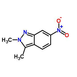 444731-73-1 2,3-dimethyl-6-nitro-2H-indazole