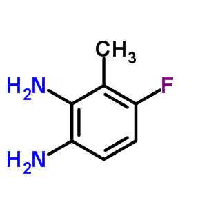 485832-95-9 4-Fluoro-3-methylbenzene-1,2-diamine